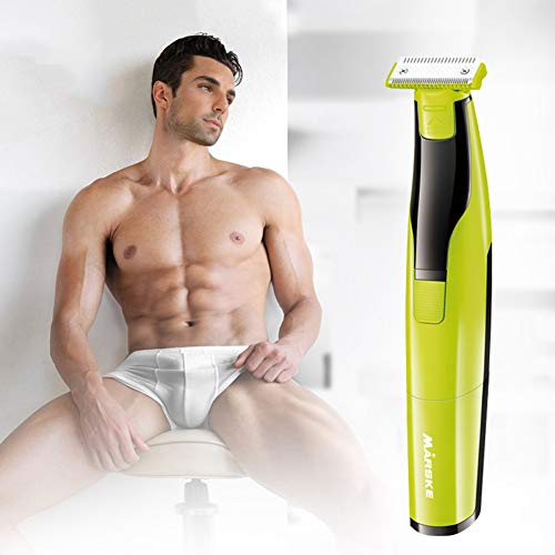 Women Men Shaver, Painlessly Hair Removal for Legs, Underarms and Private Areas, Body Hair Trimmer Battery Powered