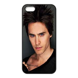 iPhone 4 4s Cell Phone Case Black Jared Leto Tatoo GY9017887