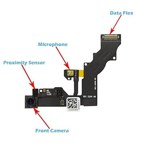 Amazon.com: Omnirepairs-For iPhone 6 Plus 5.5'' A1522, A1524 ...