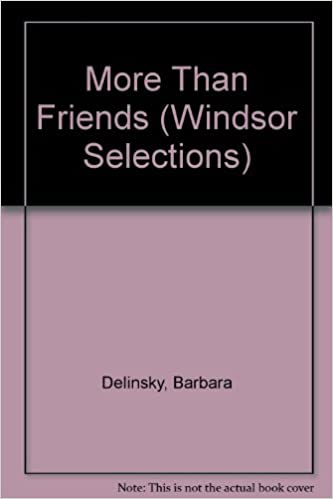 More Than Friends (Windsor Selections)