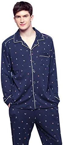 Pijamas Hombre Ropa de Dormir Primavera y otoño de Moda ...