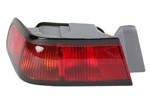 Lh Rear Quarter - Quarter Panel Mounted Taillight Taillamp LH Left Side Rear for 97-99 Camry