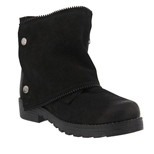 Azura Kecaki Boots Zwart