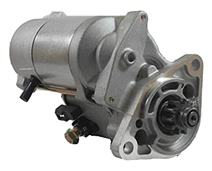 NEW STARTER MOTOR FITS NEW HOLLAND SKID STEER LOADER LX565 LX665 2280005120  185086520