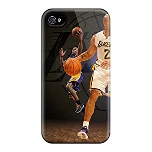 Hot Tpye La Lakers Fisher 02 Case For Iphone 6 Plus (5.5 Inch) Cover