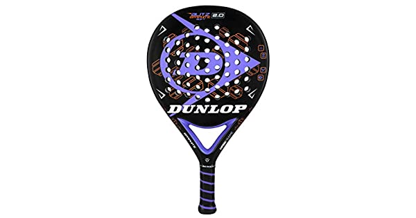 Amazon.com: Dunlop Blitz Graphite Soft 2.0 Pop - Pala de ...