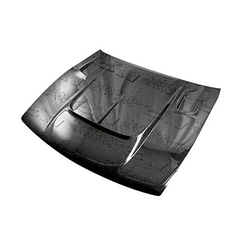 VIS Racing (VIS-BSE-606) Drift 2 Style Hood Carbon Fiber - Compatible for - Carbon s13 Fiber Hood