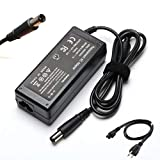 Skyvast 18.5V 3.5A 65W AC Adapter for HP Pavilion G4 G6 G7 M6 DM4 DV4 DV5 DV6 DV7 G60 G61 G72,EliteBook 2540p 2560p 2570p 2730p 2740p 2760p 6930p 8440p Notebook Computer