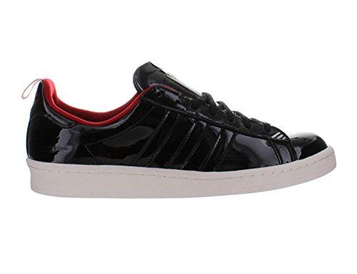 adidas BW Campus 80s Men Shoes Black / University Red G96744 (SIZE: 10.5)