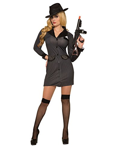 Forum Novelties Womens Gangster'S Girl Costume -