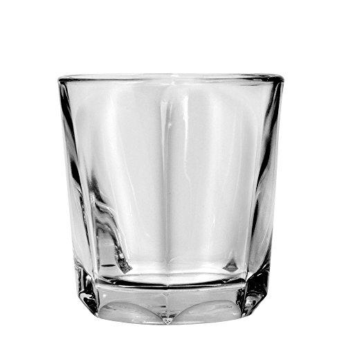 Anchor Hocking 77788R Clarisse Stackable 8 Oz. Rocks Glass - 36 / CS (Clarisse Rocks Glass)