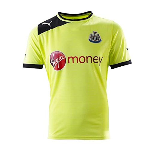 Puma Newcastle Away & Third Shirt Replica [Lime / Navy] (2XL)