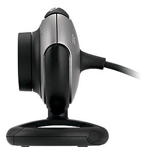 Microsoft LifeCam VX-3000 Webcam - Black