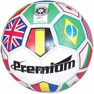 プレミアム規定サイズ/重量サッカーボールケースパック50 B000OYF4NU
