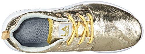 L.A. Gear Sunrise - Zapatillas Mujer Dorado - Gold (Gold 01)