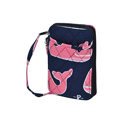 Pink Whale Print NGIL...