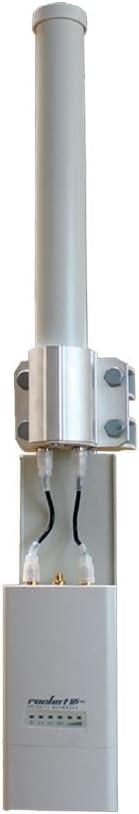 Ubiquiti Networks AMO-5G10 - Antena (10 dBi, 5 GHz, 12°, 4°, Sector Antenna, Polarización Dual)