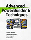 img - for Advanced PowerBuilder? 6 Techniques book / textbook / text book