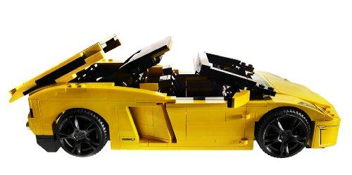 Amazon Lego Racers Lamborghini Gallardo Lp 560 4 8169 Toys