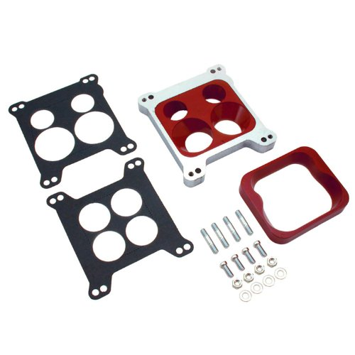 4 barrel carburetor spacer - 7