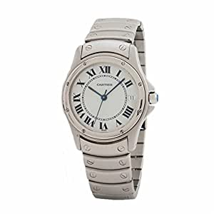 Cartier Ronde Solo swiss-automatic mens Watch 1920 (Certified Pre-owned)