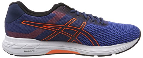 Asics Gel-Phoenix 9, Scarpe Running Uomo Blu (Victoria Blue/Shocking Orange/Black 4530)