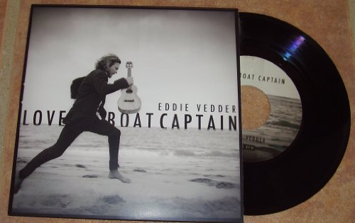Love Boat Captain w/ 2 Live Tracks 7 Inch Vinyl Record (Ultra Limited Only 1,500 Made)