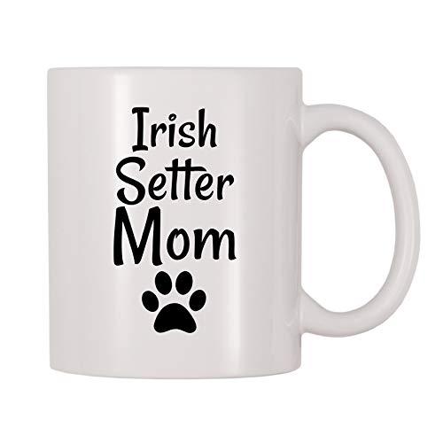 4 All Times Irish Setter Mom Coffee Mug (11 oz)