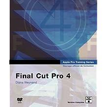 Final cut pro 4 apple certified