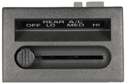 ACDelco 15-71792 GM Original Equipment Auxiliary Heating and Air Conditioning Blower Control Switch