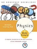 Physics Made Simple (Made Simple (Broadway Books)), Christopher De Pree, 0767917014