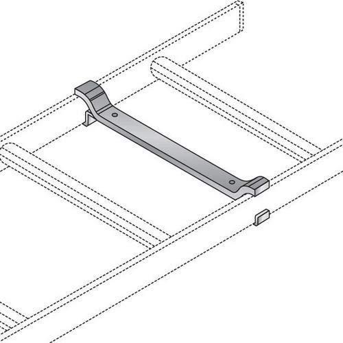 Black Box RM695 Pack of 3 pcs Ladder Rack Movable Cross Membeross