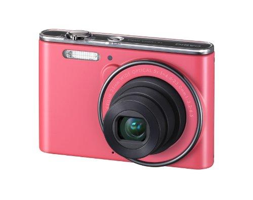 Casio Exilim Ex-je10pk Digital Camera Pink Exilim Ex-je10