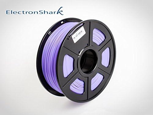 PLA filamento 3D 1KG, impresora 3D FDM PRUSA FFF (Lila): Amazon.es ...