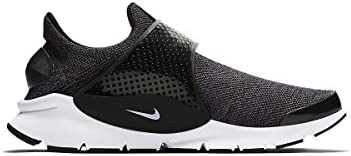 Nike Men s Sock Dart SE Running Shoe Dark Grey White-Black-White, 11, 911404-002
