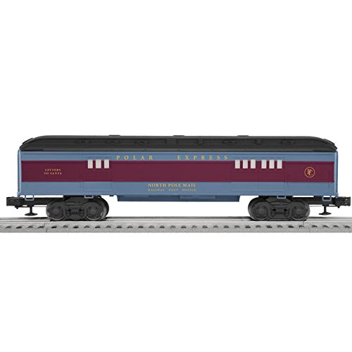 """Lionel The Polar Express """"Letters to Santa"""" Mail Car"""
