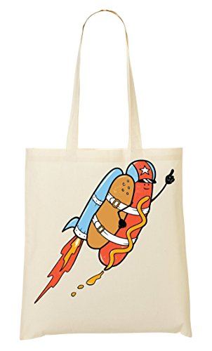 Fourre À Tout Hot Jetpack Provisions Graphic Sac Sac Funny Colorful TXwF8