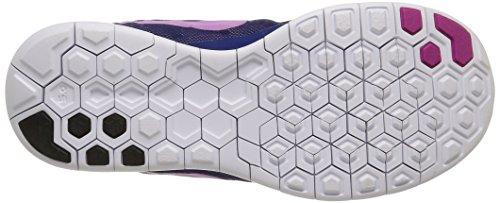 Blue Flash Royal Laufschuhe 5 Deep Damen Fuchsia fuchsia Mehrfabig 0 Glow Nike Free wB78Ba