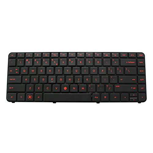 Replacement Keyboard for HP Pavilion dm4-3000 dm4t-3000 CTO dm4-3100 Series Laptop Backlight (Hp Pavilion Dm4 Laptop Keyboard)
