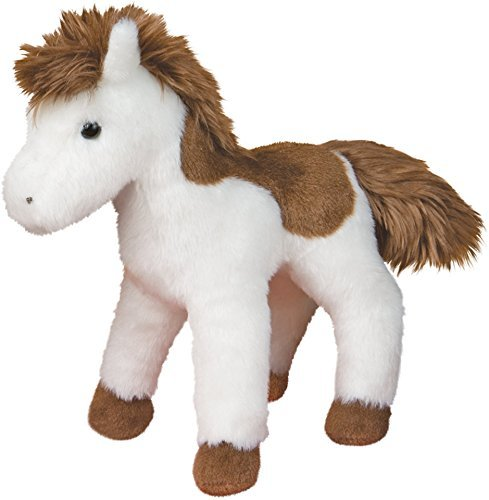 Arrow Head Brown Paint Horse by Douglas Toys (Paint Plush Horse)