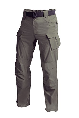 - Helikon-Tex OTP Outdoor Tactical Pants, Outback Line Taiga Green Waist 38 Length 32