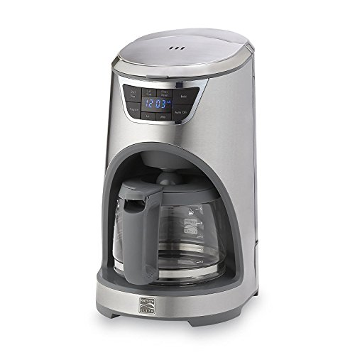 Kenmore Elite 12 Cup Coffee Stainless