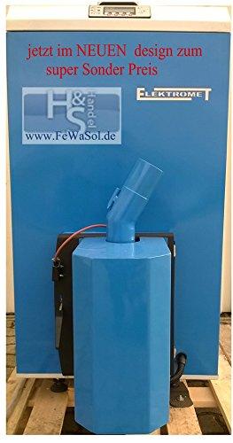 Pelletsheizkessel EKO-PEd 20/2 - 24 kW recipiente 540 litros