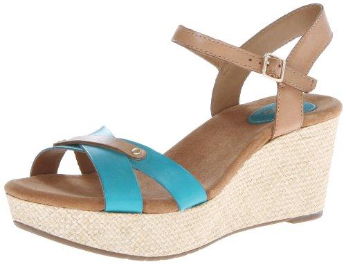 104d2be0dea CLARKS Women s Caslynn Regina Wedge Sandal - Import It All