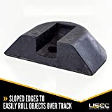 US Cargo Control Angled End Cap for L Track