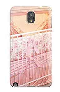 High-quality Durable Protection Case For Galaxy Note 3(pink Crib For Baby Girl)