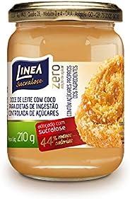 Doce de Leite com Coco Linea 210g