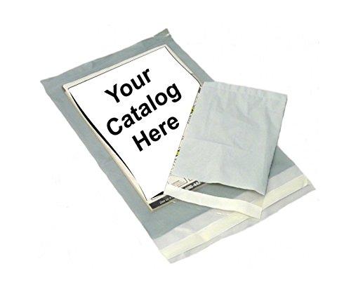 "200 Pcs 14.5""x19"" Clear View Poly Mailer Envelope Self Se..."