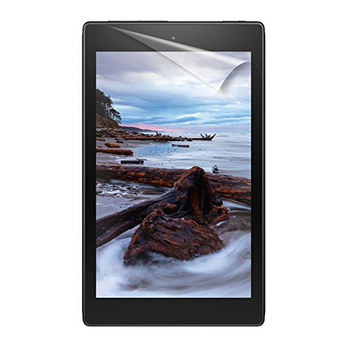 NuPro Fire HD 8 Screen Protector Kit (2-Pack), Clear