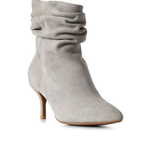 Agnete Slouchy Para Botines Grey The Mujer 142 Bear light Grau Shoe wPSEx
